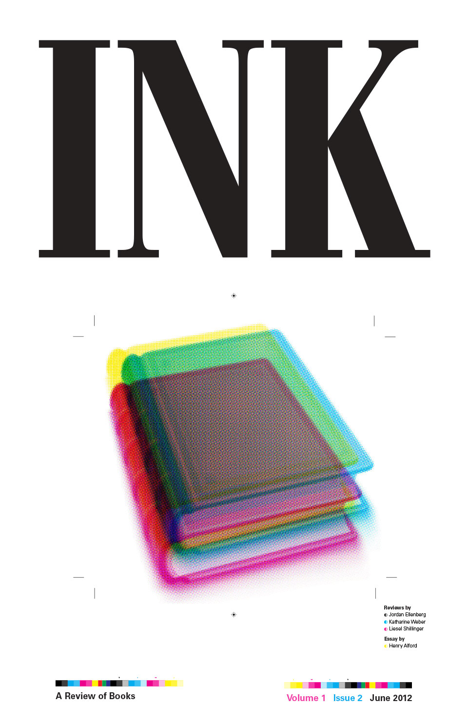 Ink Magazine cover