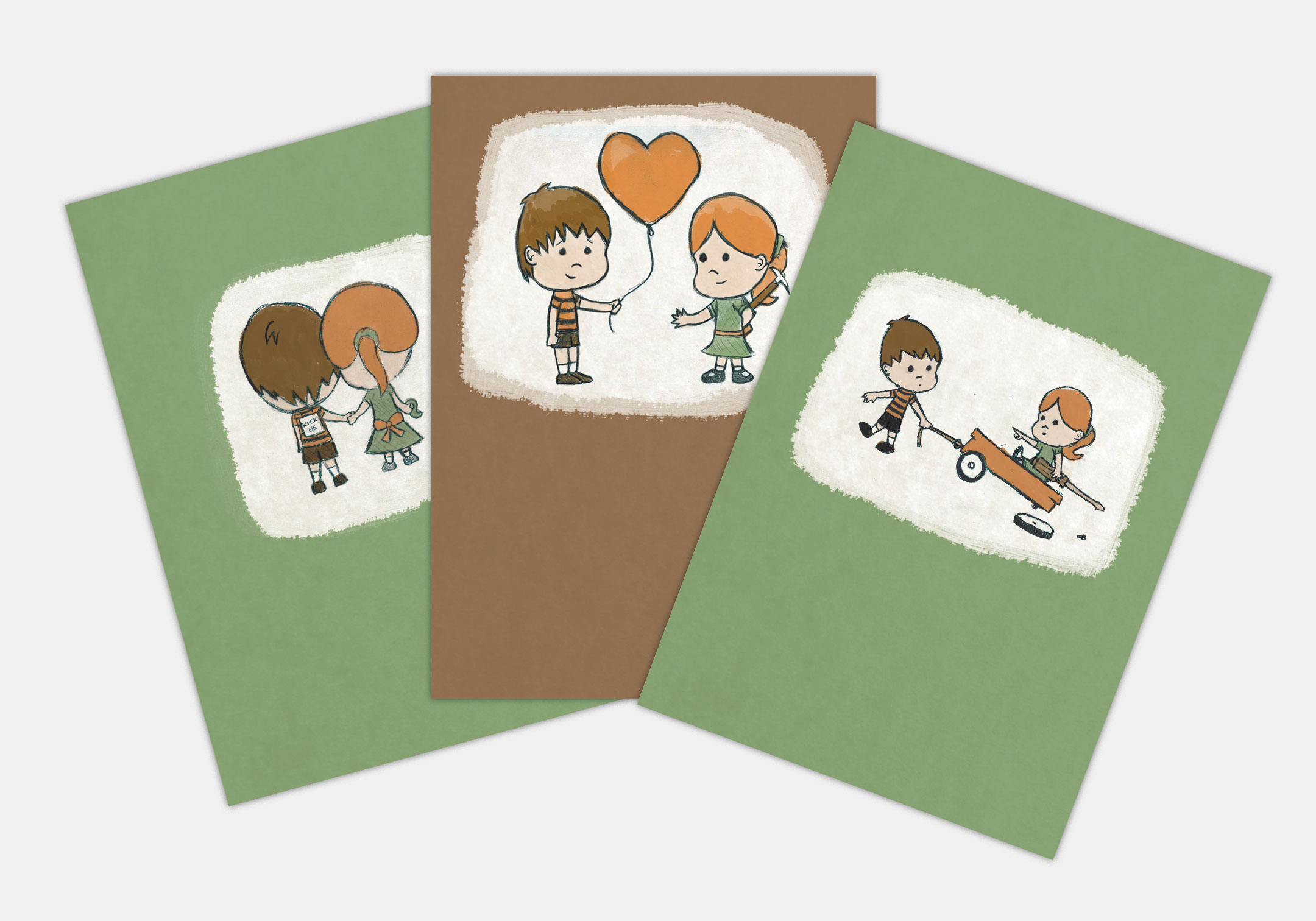 Card covers